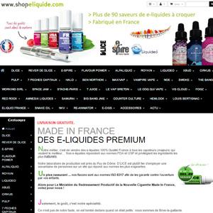 shop eliquide