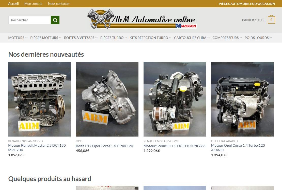 exemple site abm-automotive-online
